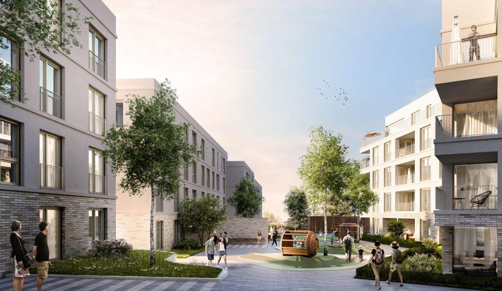 Großbauprojekt in Schorndorf