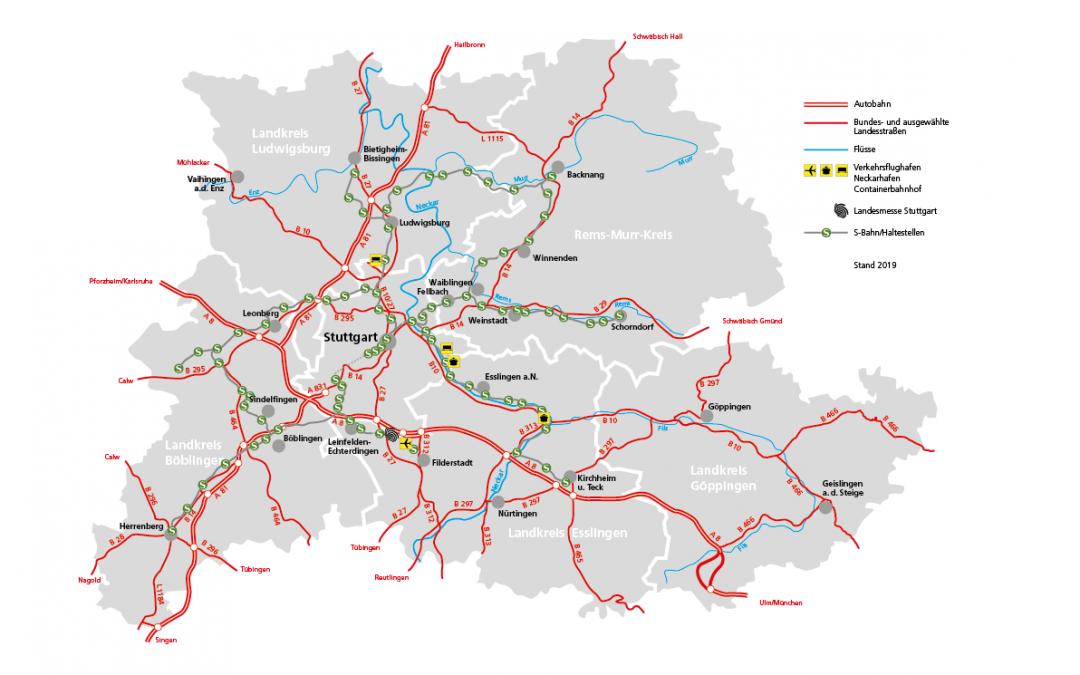Markt für Wohnimmobilien in Stuttgart und der Region