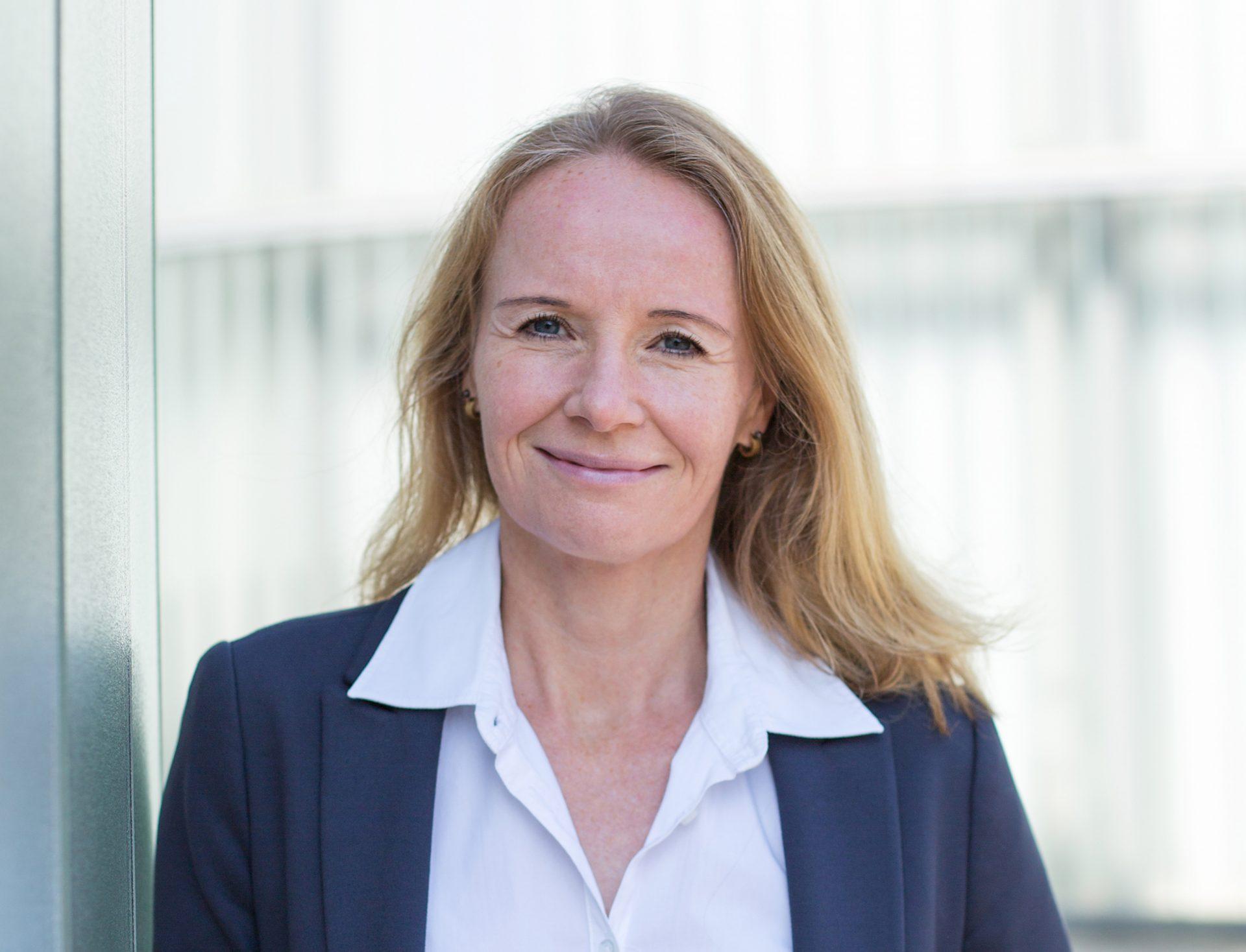 Margit Schonter unabhängige Baufinanzierung Portrait